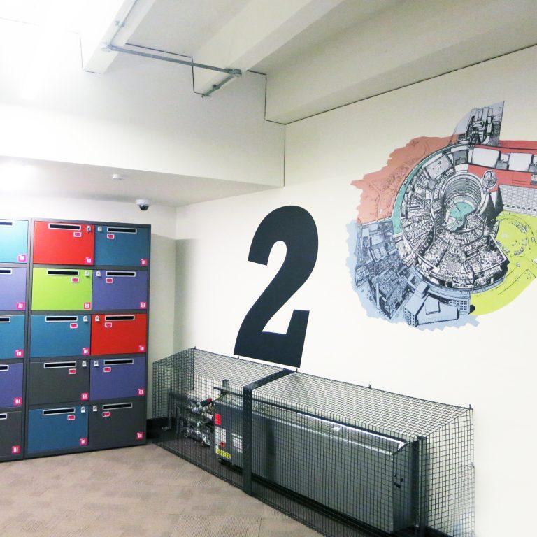 Graphic Interior Design technical editing suites
